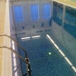 Переливной, стационарный бассейн