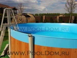 Чашковый пакет PoolDom на бассейне Эсприт-Биг