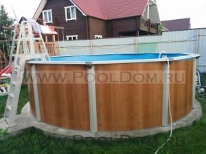 Бассейн Эсприт-Биг Atlantic Pool 5,5х1,35